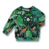 Vimma sweatshirt RIA Jungle green 80-150 cm - 80-150 cm, green, Jungle, RIA, sweatshirt