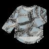 Vimma Long sleeved UTU braid Mustikkamaito 80-140cm - 80-140cm, braid, Long sleeved, Mustikkamaito, UTU