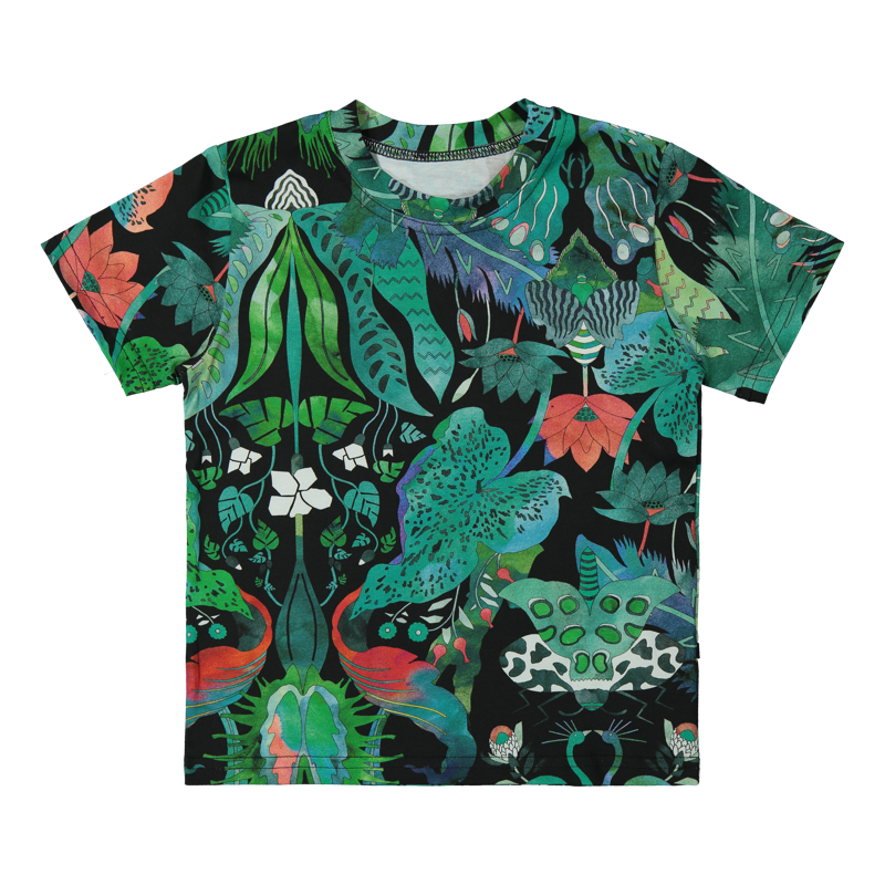 Vimma t-shirt LIU jungle green 80-140cm - 80-140cm, jungle green, LIU, t-shirt