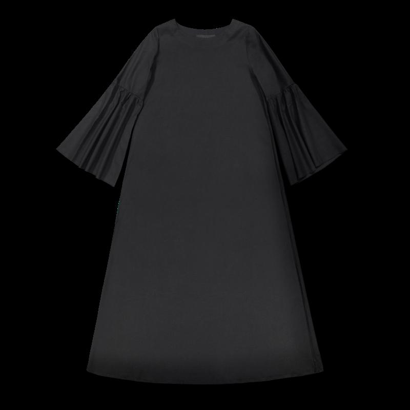 Vimma Maxi dress SARIANNA One-colored black Onesize - black, Maxi dress, one-colored, Onesize, sarianna