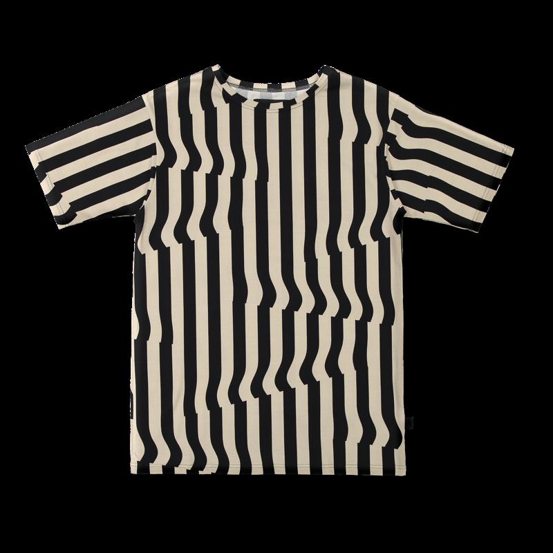 Vimma T-shirt Unisex RAUHA Crease black-nude Onesize - black-nude, Crease, Onesize, RAUHA, T-shirt / Unisex