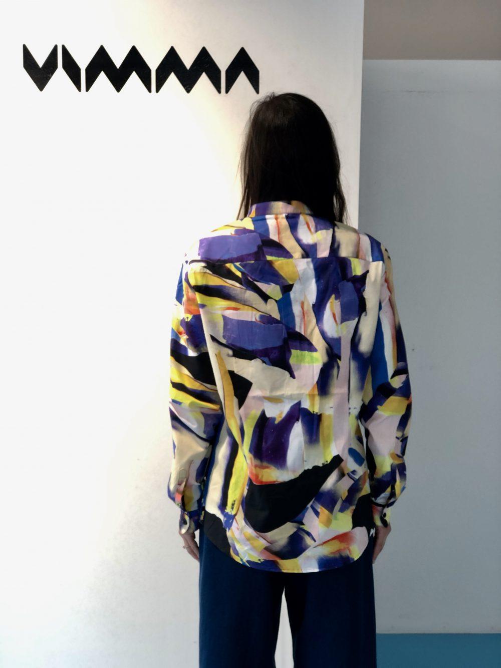 Vimma Shirt ROOPE Riemu colourful XS-L - colourful, riemu, ROOPE, Shirt, XS-L