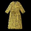 Vimma Dress LILJA seepra black-yellow XS-L - black-white, Dress, kapearaita, LILJA, XS-L