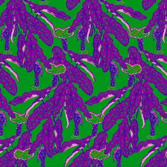 Vimma Cotton textile Ilta Verannalla lilac Jersey - Cotton textile, Ilta Verannalla, Jersey, lilac