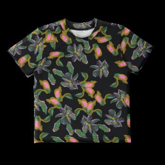 Vimma t-shirt LIU yökukka black-colorful 80-140cm - 80-140cm, black-colorful, LIU, t-shirt, yökukka