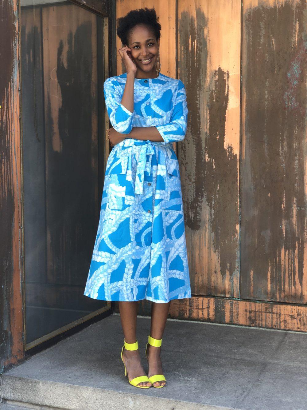 Vimma Dress LILJA new Letti ice XS-L - braid, Dress, ice, LILJA new, XS-L