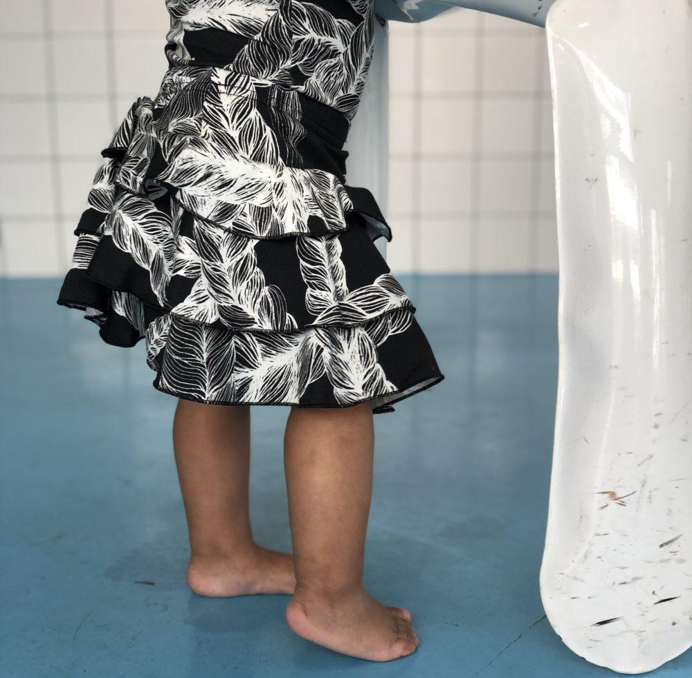 Vimma bodysuit RASA blurri black-white 60-90cm - 60-90cm, black-white, blurri, bodysuit, RASA