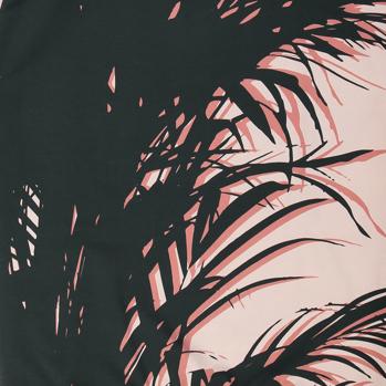 Vimma Cotton textile blurri black-white Puuvilla - black-white, blurri, Cotton textile, Puuvilla