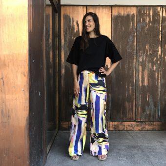 Vimma trousers ILONA Riemu colorful XS-L - colorful, ILONA, riemu, trousers, XS-L