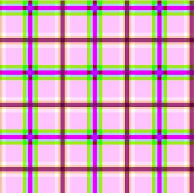 Vimma Cotton textile Ruudut pink joustocollege - Cotton textile, joustocollege, pink, Ruudut