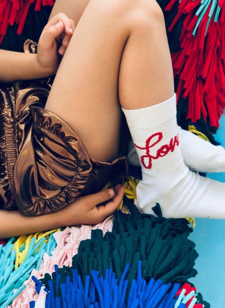 Vimma leggins ELO Nestbest red 90-150 cm - 90-150 cm, ELO, leggins, Nestbest, red
