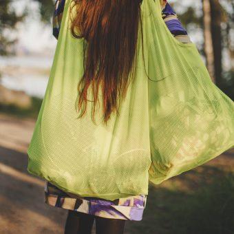 Vimma Shopping bag BAG Maailma muovautuu tuttifrutti Onesize - BAG, Maailma muovautuu, Onesize, Shopping bag, tuttifrutti