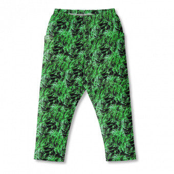 Vimma College pants LASSI Tulikukka green 90-140cm - 90-140cm, College pants, green, LASSI, Tulikukka