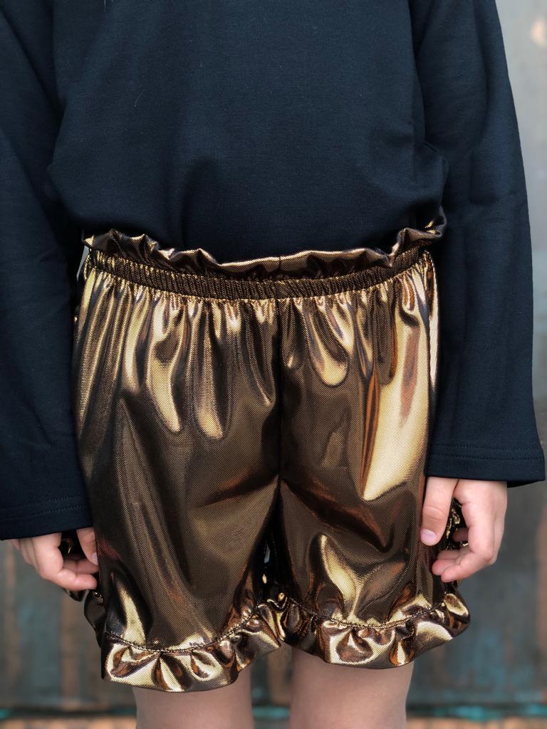 Vimma Shorts MIMMI metallic copper 90-160 - 90-160, copper, metallic, MIMMI, shorts