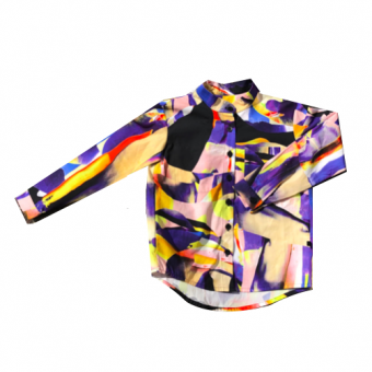 Vimma Button-up shirt VEIKKO riemu colorful 90-160 cm - 90-160 cm, Button-up shirt, colorful, riemu, VEIKKO