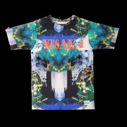 Vimma VIMMA X VESALA t-shirt RAUNI one-colored black placement one size - black placement, one size, one-colored, RAUNI, VIMMA X VESALA t-shirt