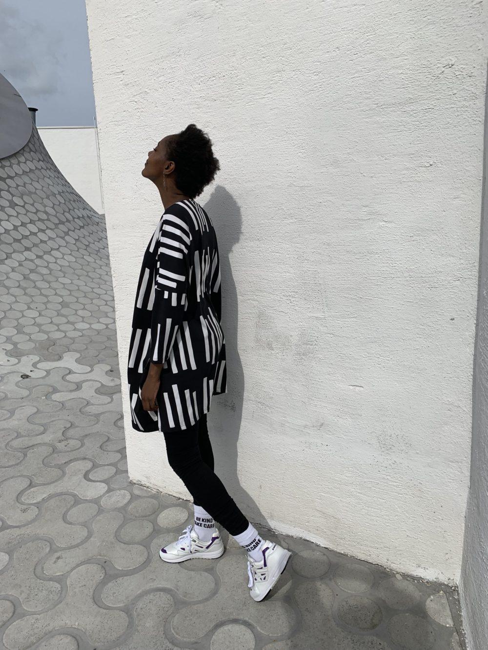 Vimma Skirt Long SYLVI Archive black-white Onesize - Archive, black-white, Onesize, Skirt / Long, SYLVI