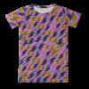 Vimma T-shirt dress ONNI Salama purple Onesize - Onesize, ONNI, purple, Salama, t-shirt-dress