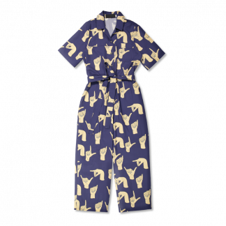 Vimma Jumpsuit HARRI play dark blue S-XL - dark blue, HARRI, Jumpsuit, play, S-XL