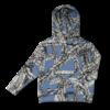 Vimma hoodie PIETU letti farkku 90-160 - 90-160, braid, farkku, hoodie, PIETU