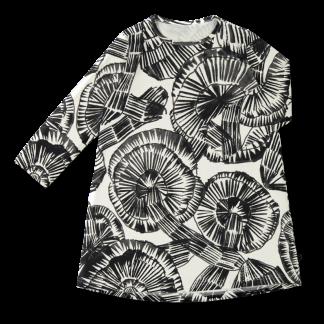 Vimma Tunic dress RUU Growing Parasols black-white 90-140cm - 90-140cm, black-white, Growing Parasols, RUU, tunic-dress