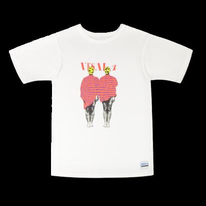 Vimma VIMMA X VESALA t-shirt RAUNI Hahmot white one size - Hahmot, one size, RAUNI, VIMMA X VESALA t-shirt, white
