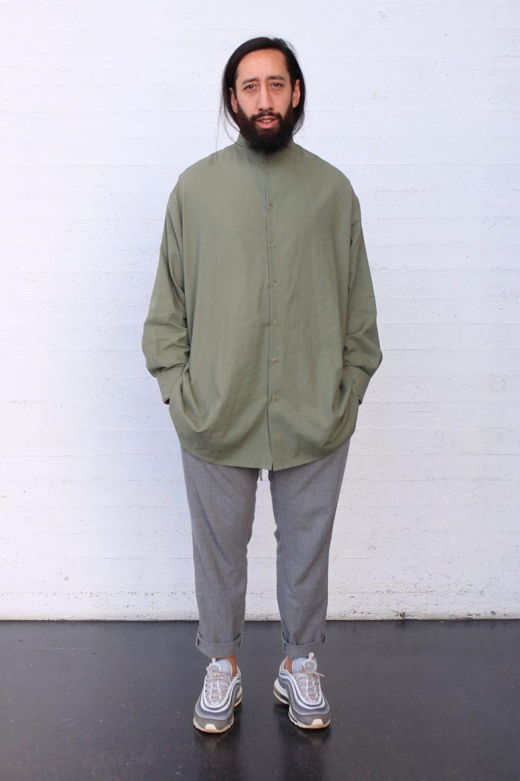 Vimma Shirt SULO one-colored Khaki Onesize - Khaki, one-colored, Onesize, Shirt, SULO