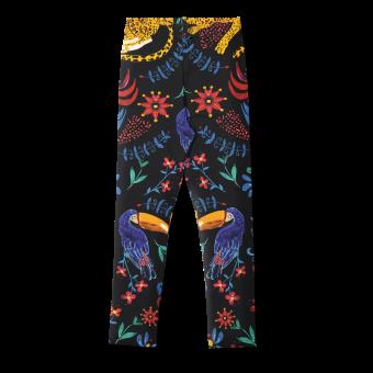 Vimma leggings ELO Onqa värikäs 80-150cm - 80-150cm, ELO, leggings, Onqa, värikäs