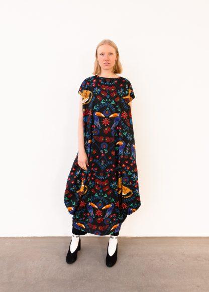 Vimma Dress Stiina Onqa värikäs XS-L - Dress, Onqa, Stiina, värikäs, XS-L