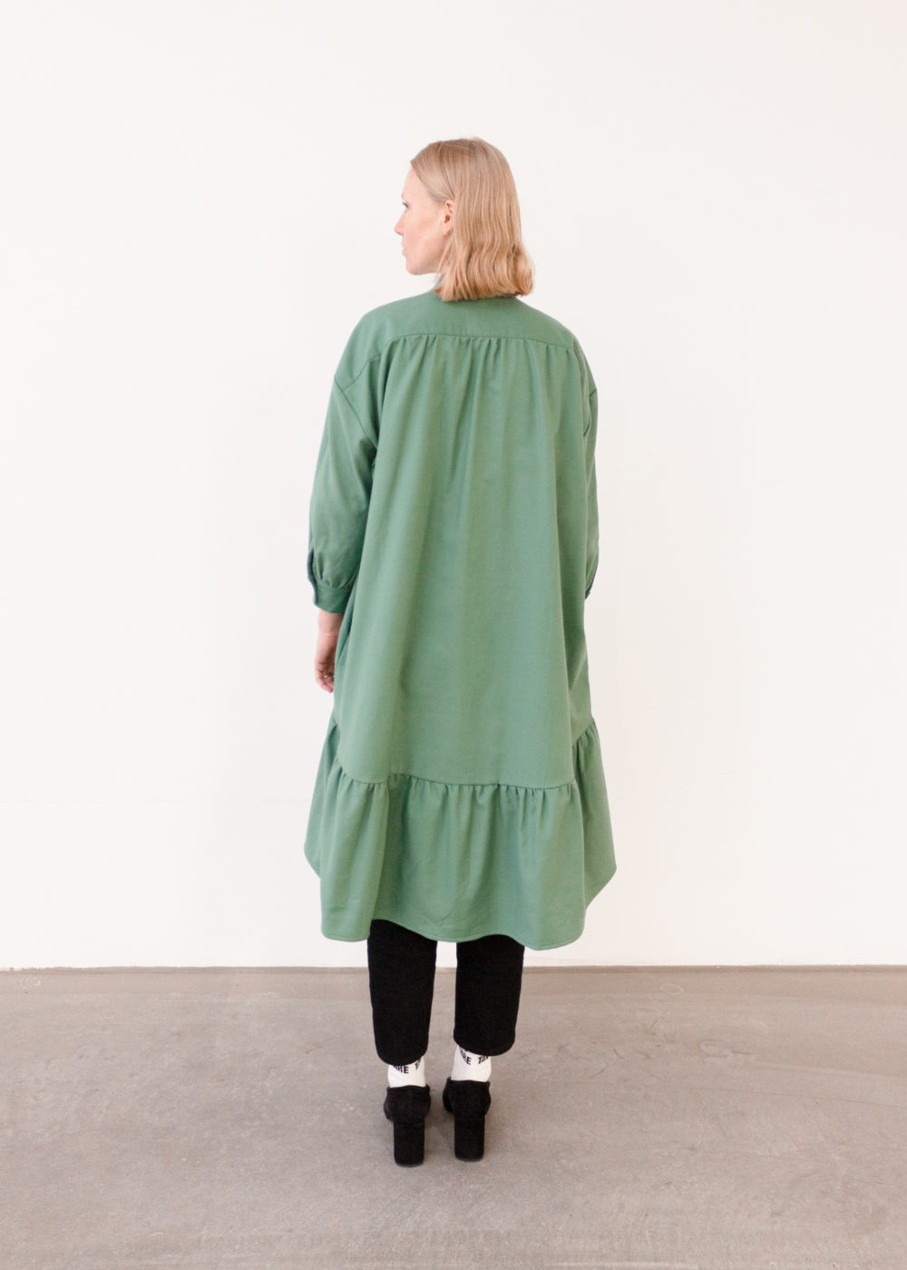 Vimma Dress SOINTU Be Kind Take Care keltainen Onesize - (keltainen), Be Kind Take Care, Dress, Onesize, SOINTU