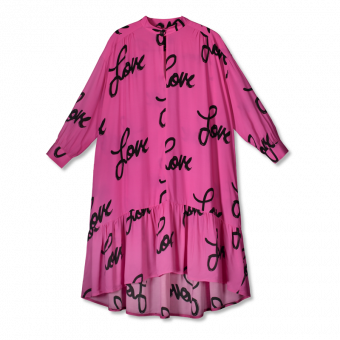 Vimma Dress SOINTU Love Pinkki Onesize - Dress, love, Onesize, pink, SOINTU