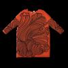 Vimma Tunic box SELMA II Wave red Onesize - Onesize, red, SELMA II, Tunic / Box, Wave