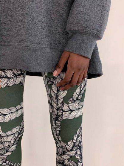 Vimma leggings KAINO Letti Naava XS-XL - braid, KAINO, leggings, Naava, XS-XL