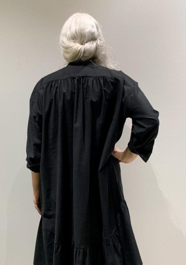 Vimma Dress SOINTU one-colored black Onesize - black, Dress, one-colored, Onesize, SOINTU