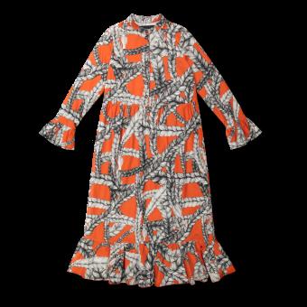 Vimma Frilla Dress TUUVA Letti Joulu S-L - braid, Christmas, Frilla Dress, S-L, TUUVA