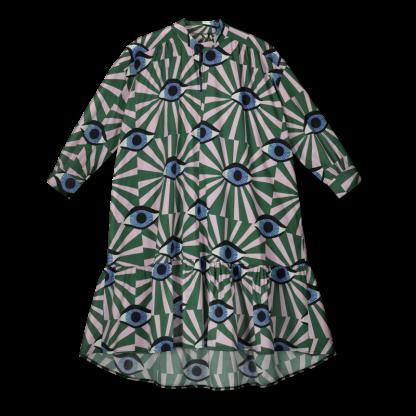 Vimma Skirt Long SYLVI Serpentiini liila Onesize - Serpentiini, Skirt / Long, SYLVI
