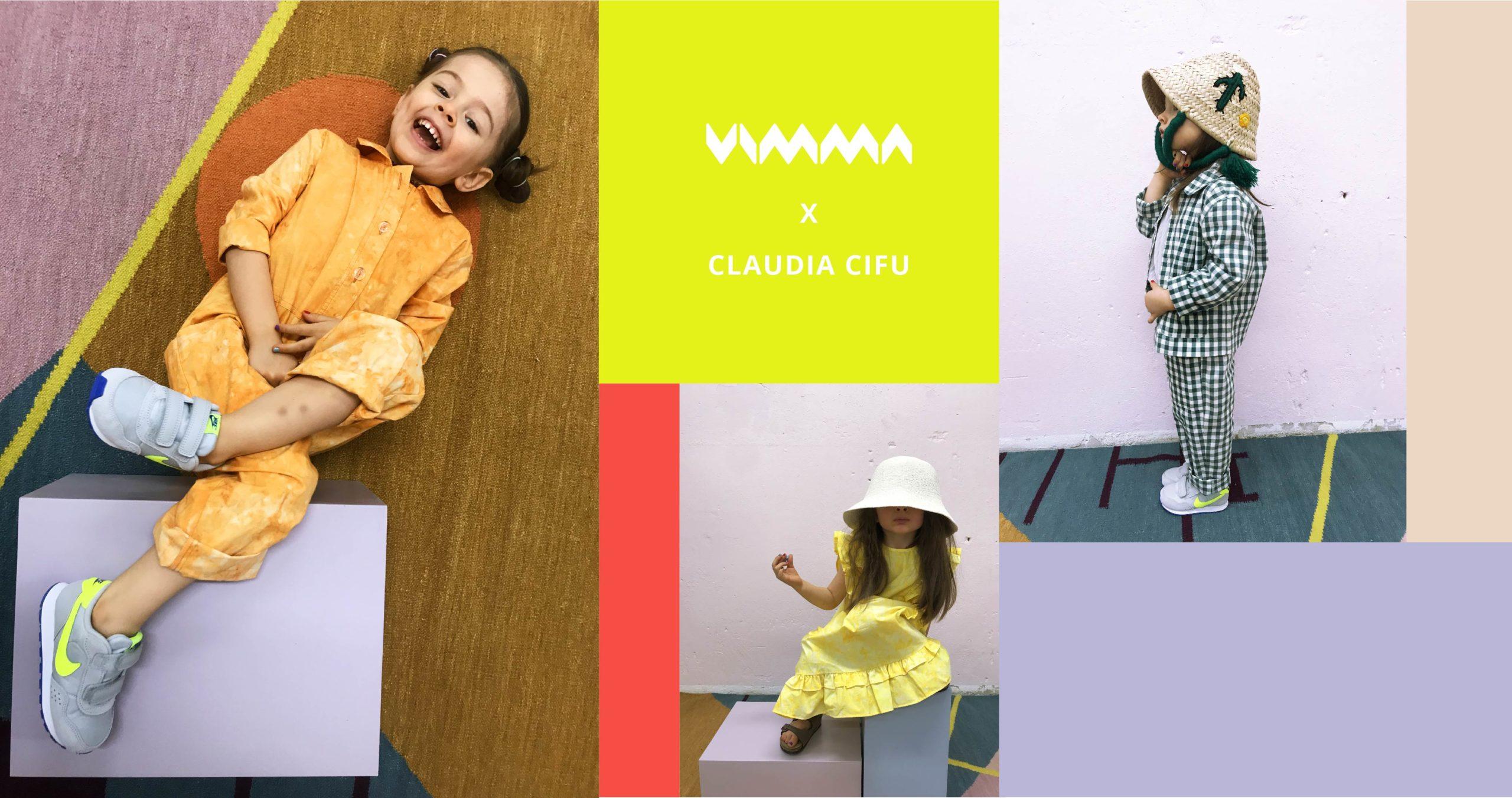 VIMMA x CLAUDIA CIFU